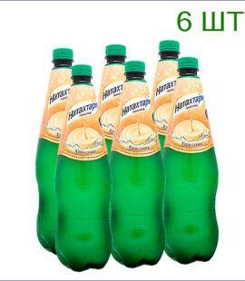 """Лимонад """"Натахтари"""" крем-сливки 1л./6/ПЭТ - 6"""