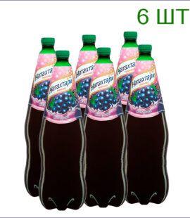 """Лимонад """"Натахтари"""" саперави 1л./6/ПЭТ - 6"""