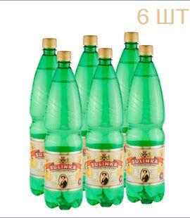 """Минеральная вода """"Сулинка"""" 1,25л./6/ПЭТ/газ"""