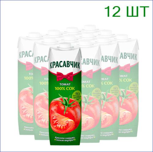"Нектар ""Красавчик"" томат 0,95л./12/ТП - 12"