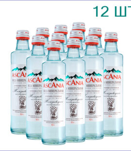 """Минеральная вода """"Аскания"""" 0,3л./12/СТ/газ"""