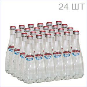 """Минеральная вода """"Dauroff"""" 0,33л./24/СТ/газ"""