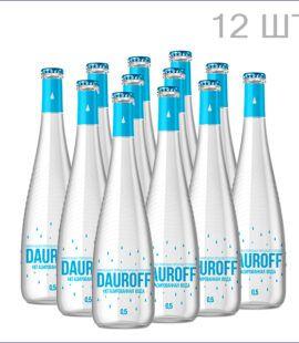 """Минеральная вода """"Dauroff"""" 0,5л./12/СТ/негаз"""