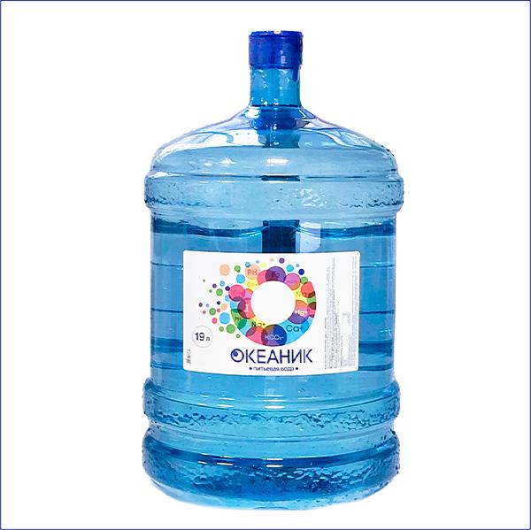 """Вода питьевая """"Океаник"""" 19 л."""