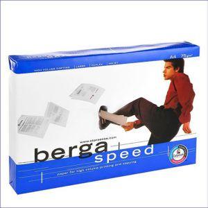 Бумага для офисной техники Berga Speed А4
