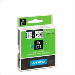 Картридж к этикет-принтеру DYMO D1 (12мм х 7м)