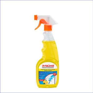 Средство для мытья стекол ЛАЙМА PROFESSIONAL Лимон (500 мл)