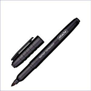 Маркер перманентный (чёрный, 1, 5-3 мм)