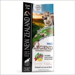 FORZA10 Legend New Zealand беззерновой для взрослых собак всех пород 11,33 кг