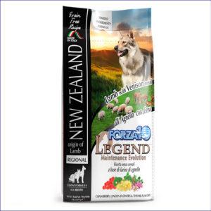 FORZA10 Legend New Zealand беззерновой для взрослых собак всех пород 2,25 кг