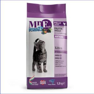 FORZA10 Mr. Fruit Kitten полнорационный для котят 1,5 кг