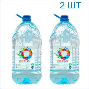 Вода питьевая Океаник 19 литров
