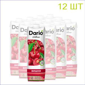"Нектар из вишни ""Dario Wellness"" 0,95л./12/ТП"