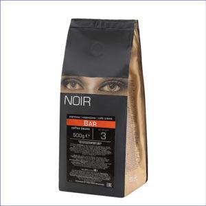 Кофе в зернах NOIR BAR 500