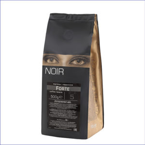 Кофе в зернах NOIR FORTE 500