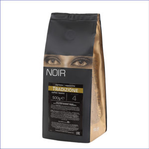 Кофе в зернах NOIR TRADIZIONE 500