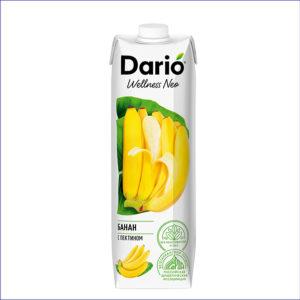 Нектар банановый Dario Wellness